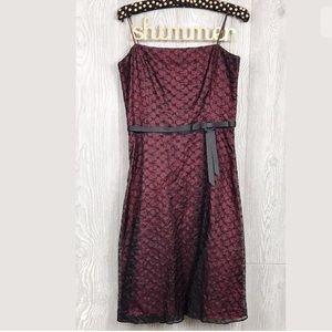 Laundry by Shelli Segal | Sz 6 Silk Cocktail Dress